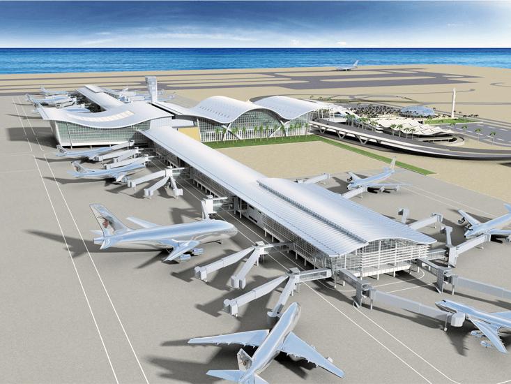Фото аэропорта Дохи (Катар)
